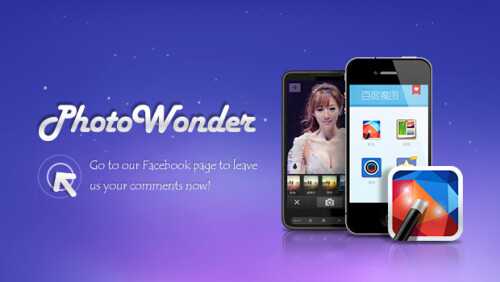 PhotoWonder (Android & iOS)