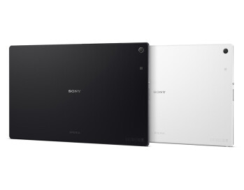 The Wi-Fi-only Sony Xperia Z2 Tablet