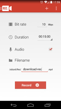 Here's how to record screen video on Android