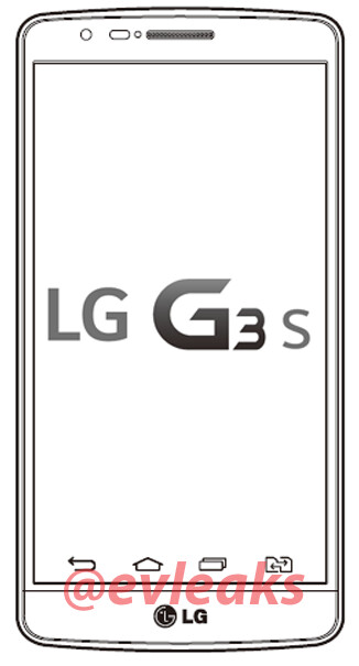 LG G3 S expected to be a dual SIM G3 mini