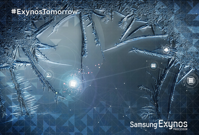 Samsung hints at a new Exynos processor, possibly the 64-bit 5433 for the Note 4
