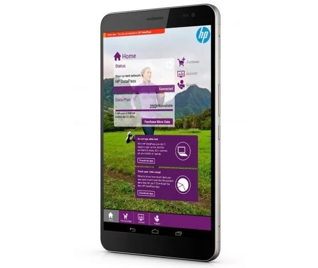 HP Slate 7 VoiceTab Ultra