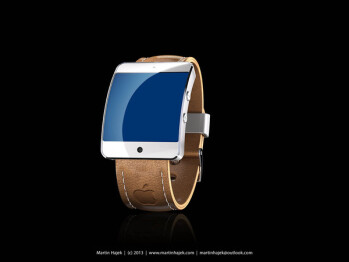 Apple iWatch said to go into mass production in November: flexible AMOLED display and sapphire