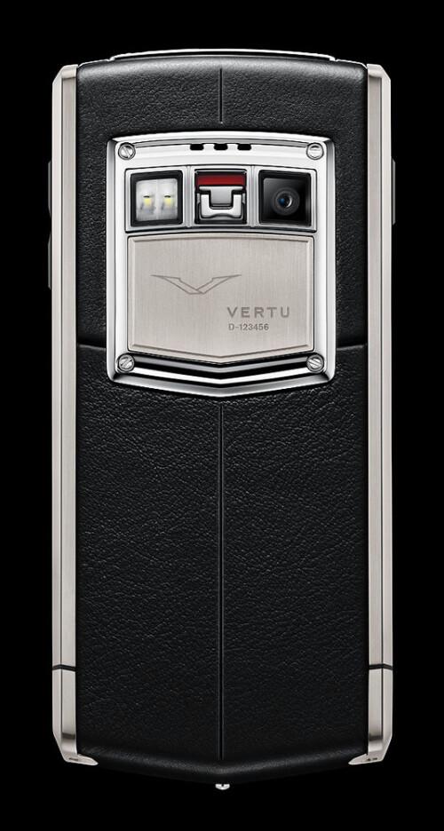 Vertu Ti, a $11,000 phone with sapphire glass