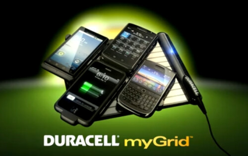 Duracell myGrid (Amazon)