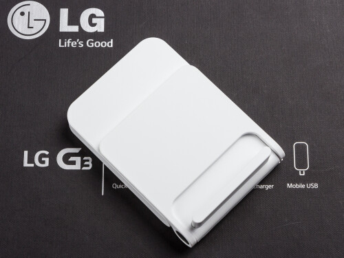 LG G3 Wireless Charger (WCD-100) hands-on