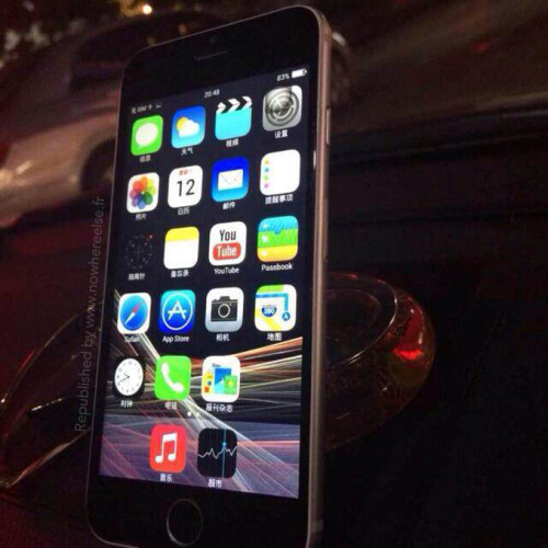 Functional iPhone 6 clone