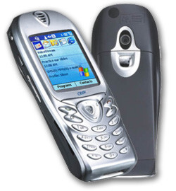 did you know that htc made the first microsoft smartphone