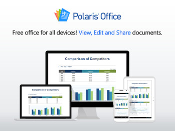 Free Polaris Office hits 1 million users, adds Chromecast support