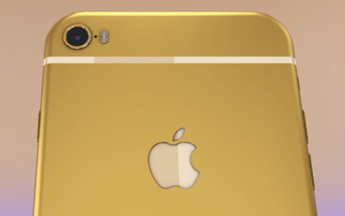 Dreamy iPhone 6 concept shows new glam look for Apple's next big thing