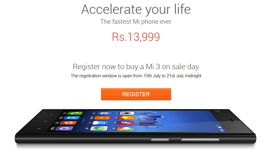 Cities Used These xiaomi mi3 price in india flipkart our