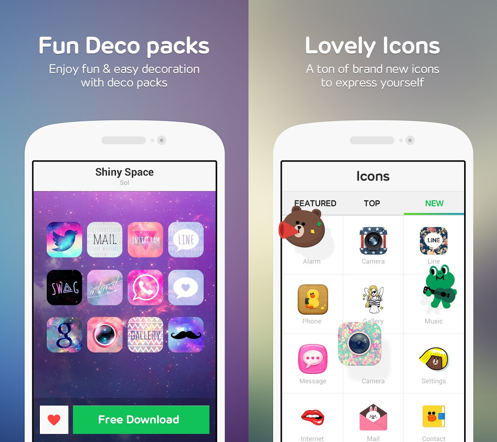 Phone Cool Phone Themes For Android 25 cool new icon packs and themes to freshen up your android style 10 2014 edition