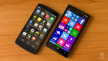 Android L vs Windows Phone 8.1: Guess who's catching up
