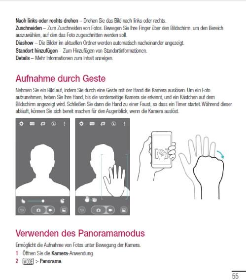 LG G3 S DS722V User Manual