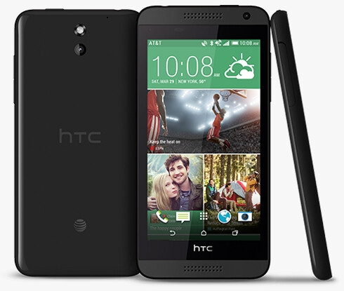 AT&T's HTC Desire 610