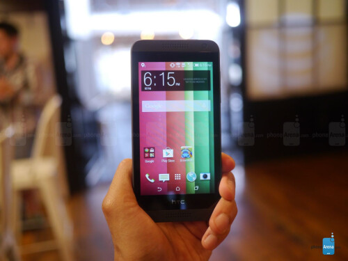 \HTC Desire 610 hands-on