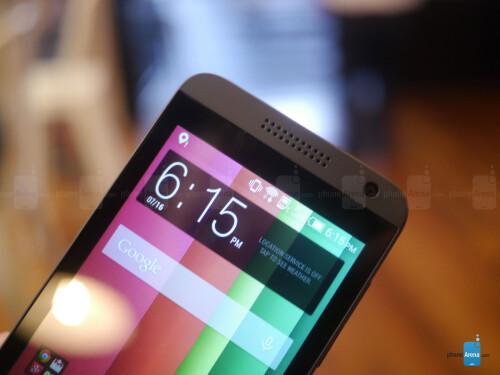 \HTC Desire 610 hands-on