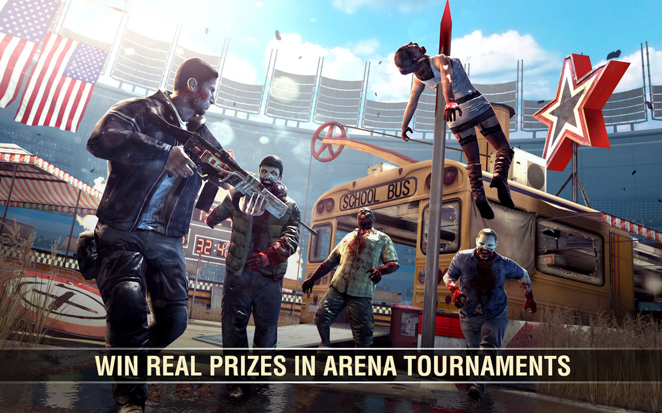 Dead Trigger 2 introduces tournaments, arenas, new weapons ...