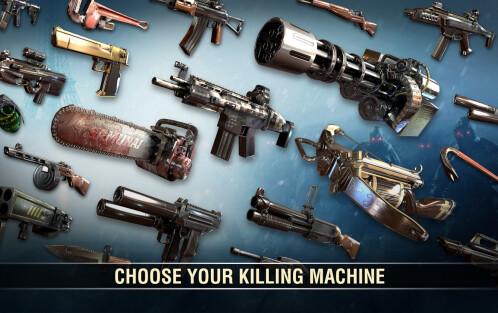 Dead Trigger 2 screenshots