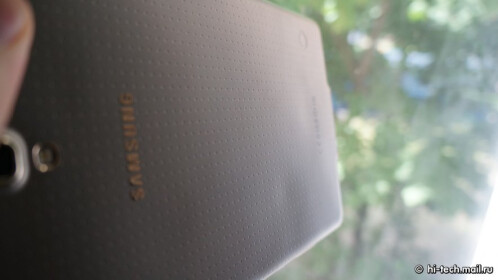 Exynos-laden Galaxy Tab S 8.4 can't take the heat, owner complains