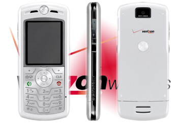 Verizon finally launches the SLVR L7c