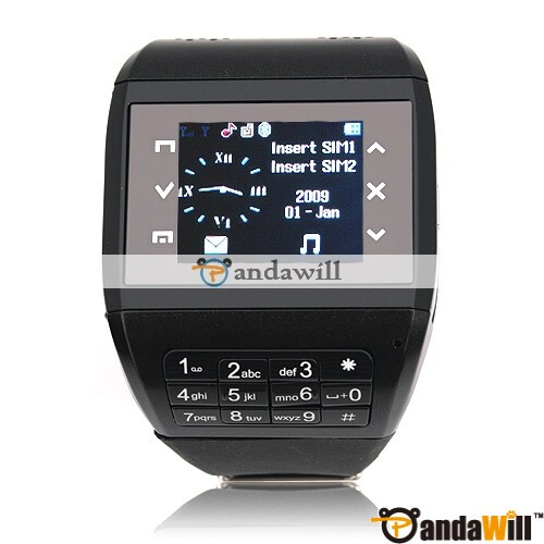 Q8 Watch Mobile Phone