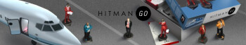 Hitman Go gets expanded with 15 Airport levels, new enemy types and game mechanics