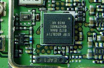 The GPS Chip