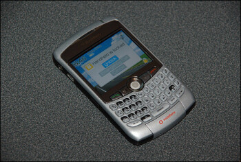 BlackBerry 8300 for Vodafone
