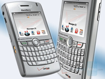 BlackBerry 8830 Cyclone CDMA/GSM hybrid