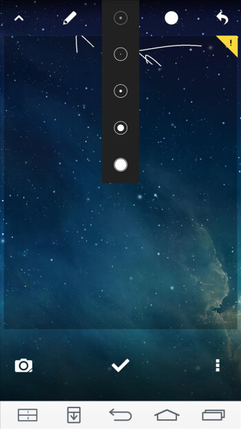 How to write & draw remotely on your Android-using friends' lock-screens