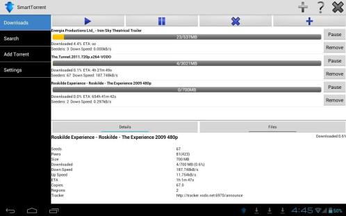 SmartTorrent ($2.99)
