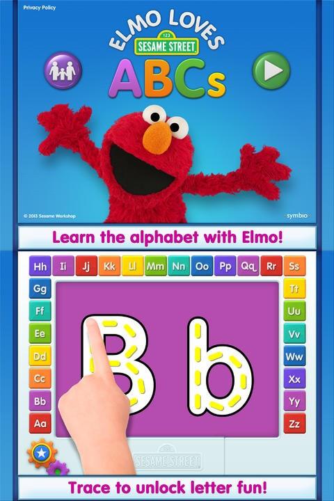 Elmo Loves ABC's