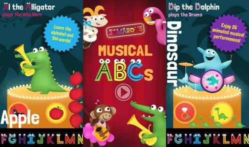 Jamaroos Musical ABCs