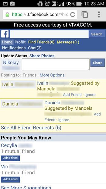 Use 0.facebook.com