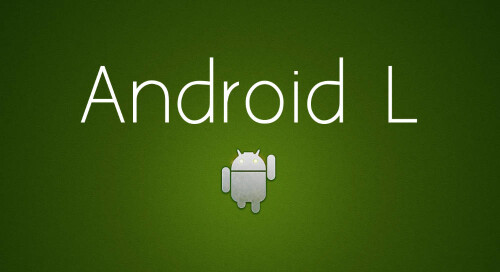 Android L is the first Android release that gets a developer preview unveiled months before the actual launch