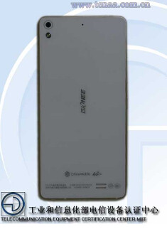 The 5mm thin Gionee GN9005 receives TENNA certification