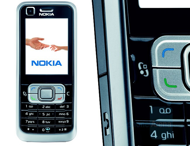 Nokia 6120 Classic - Nokia 6120 Classic – a mid-level 3G smartphone