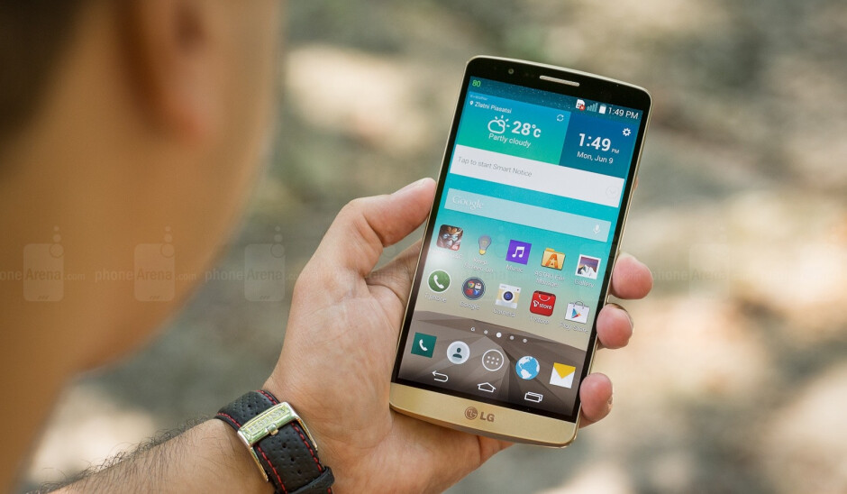 Twitter wars: LG says the G3 is the world's first Quad HD smartphone, Oppo disagrees