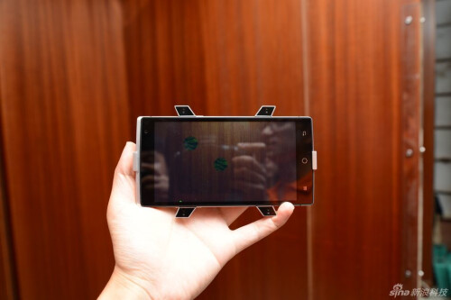 Takee 1 – the first holographic phone?