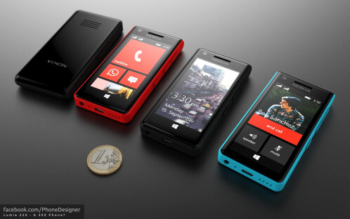 This Lumia 330 concept shows us what a Nokia X with Windows Phone could look like