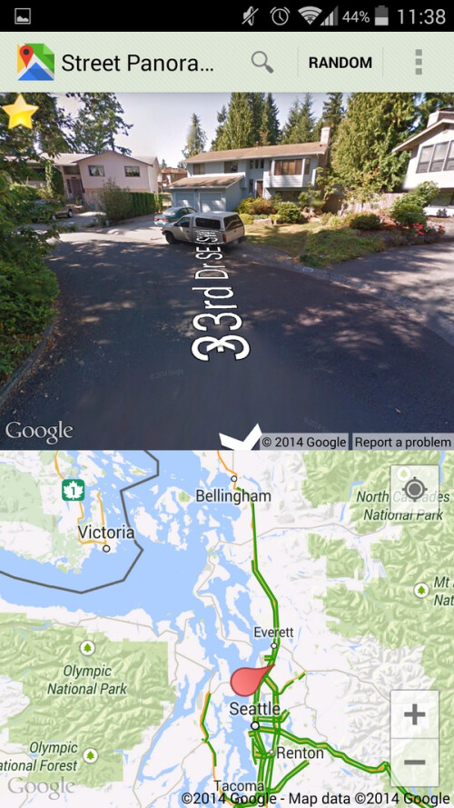 Street Panorama screenshots