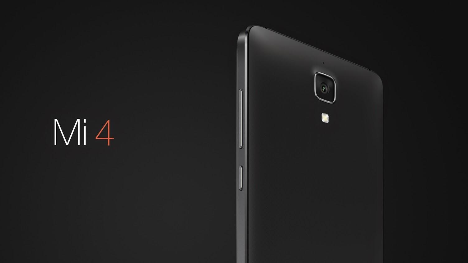 كل ما تريد معرفته عن هاتف Xiaomi Mi4 الجبار 3