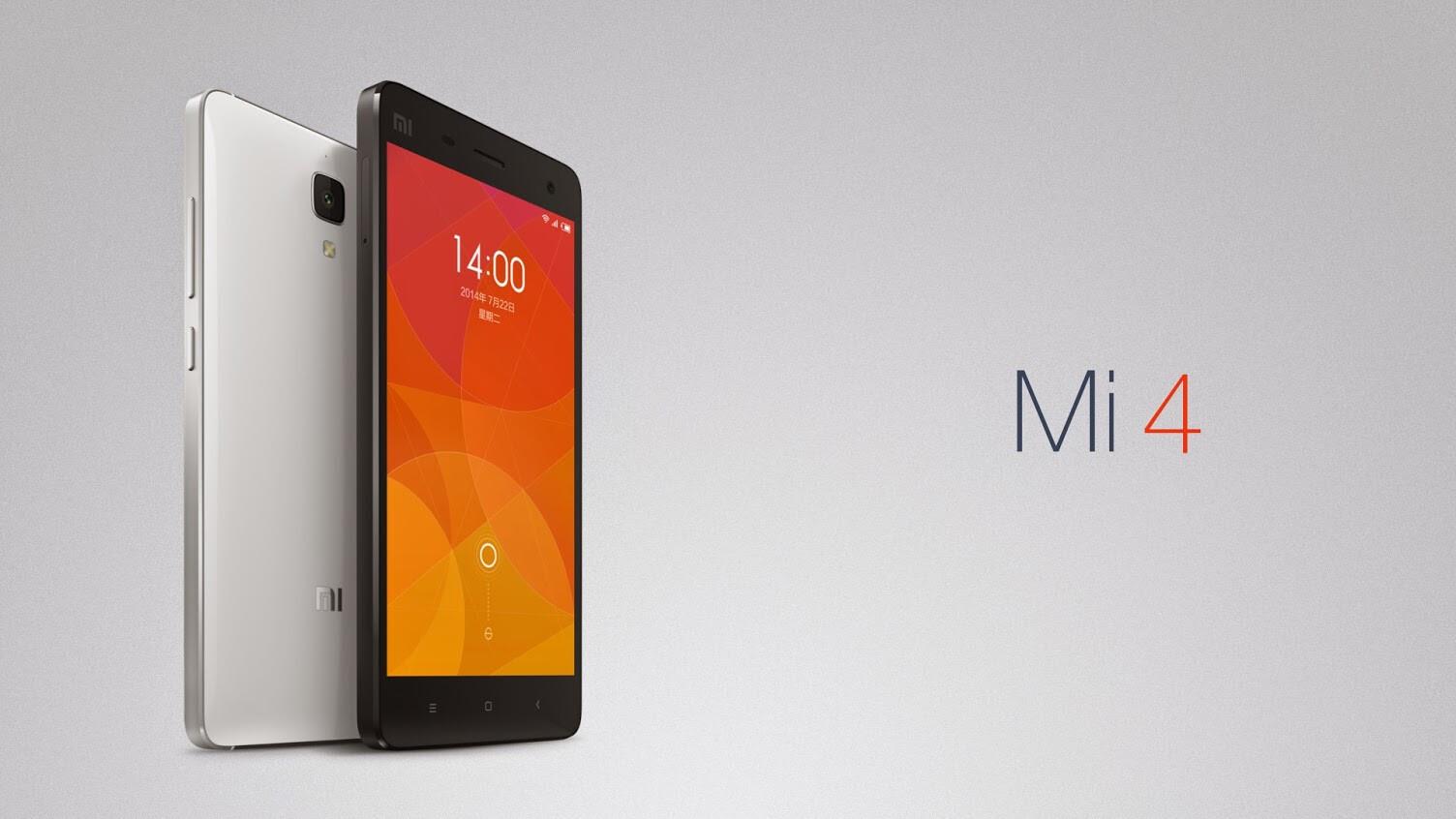 كل ما تريد معرفته عن هاتف Xiaomi Mi4 الجبار 1