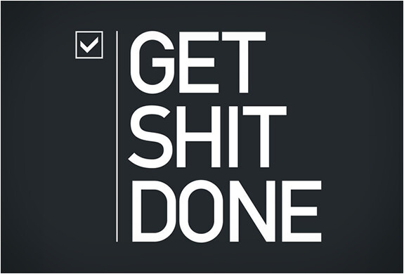 """Get S**t Done"" is an entertainingly coarse app for chore-doing motivation"