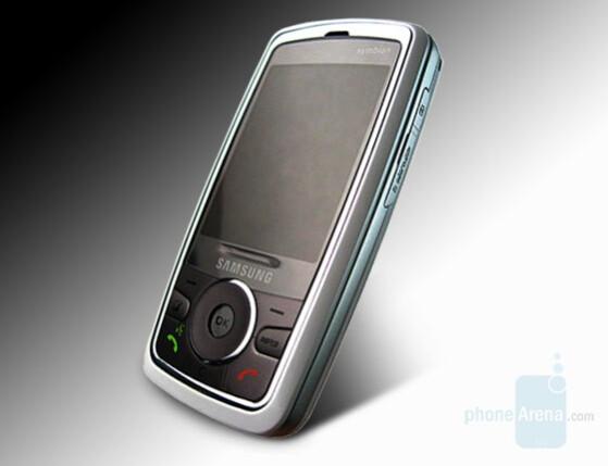 Samsung i400 is Symbian S60 smartphone