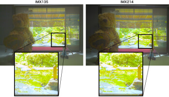 Improvements in Sony IMX214 over IMX135