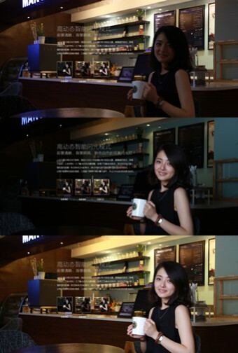 Mi 4 combines the first 2 images to achieve a much more vibrant 3rd shots in low-light - Xiaomi Mi 4 camera spotlight: one of the first with Sony's new 13-megapixel IMX214 sensor, demo images show it off