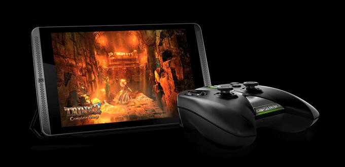 NVIDIA SHIELD tablet and SHIELD wireless controller are announced, pre-orders begin today