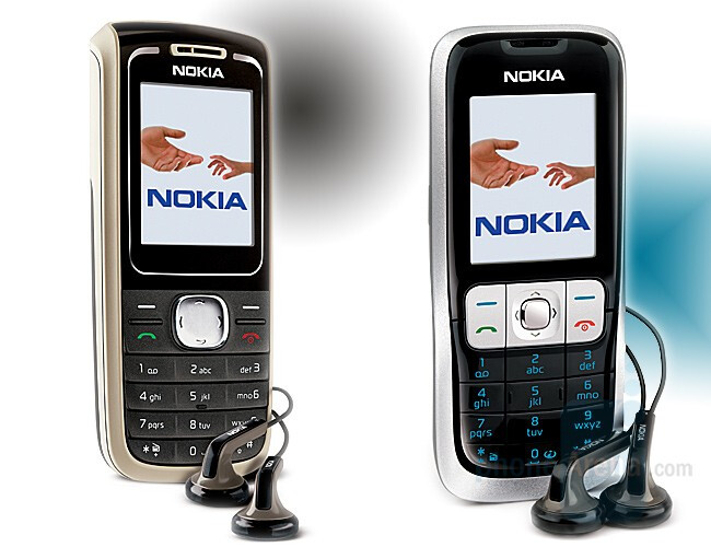 1650 and 2630 - Nokia adds 4 entry level candybars